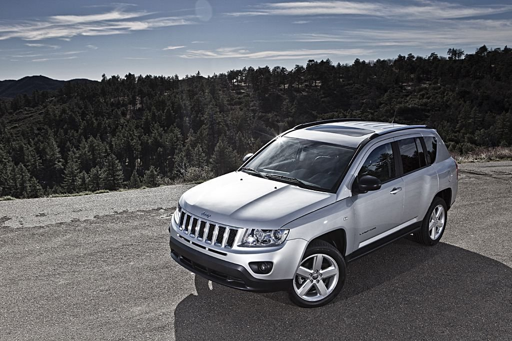 2011 jeep compass gets to european dealers. Black Bedroom Furniture Sets. Home Design Ideas