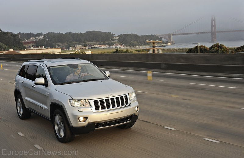 jeep grand cherokee gets fiat 3 0l turbo diesel. Black Bedroom Furniture Sets. Home Design Ideas