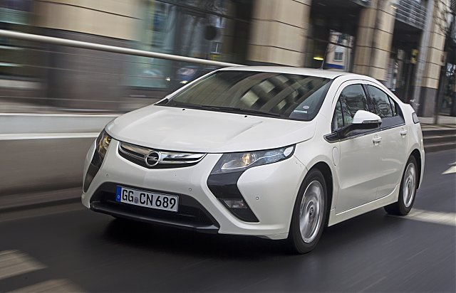 2012 Opel Ampera Review Specs And Price Of The Electric With