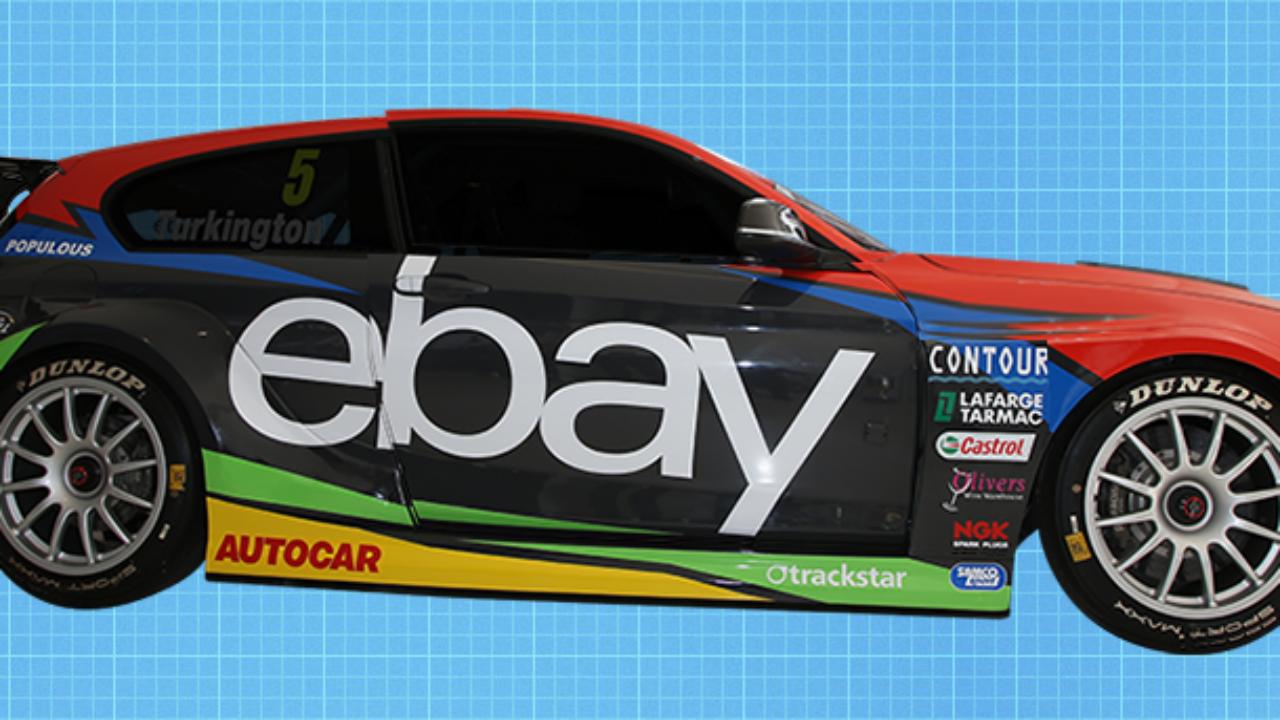 eBay BMW, Turkington Launch 2014 British Touring Car