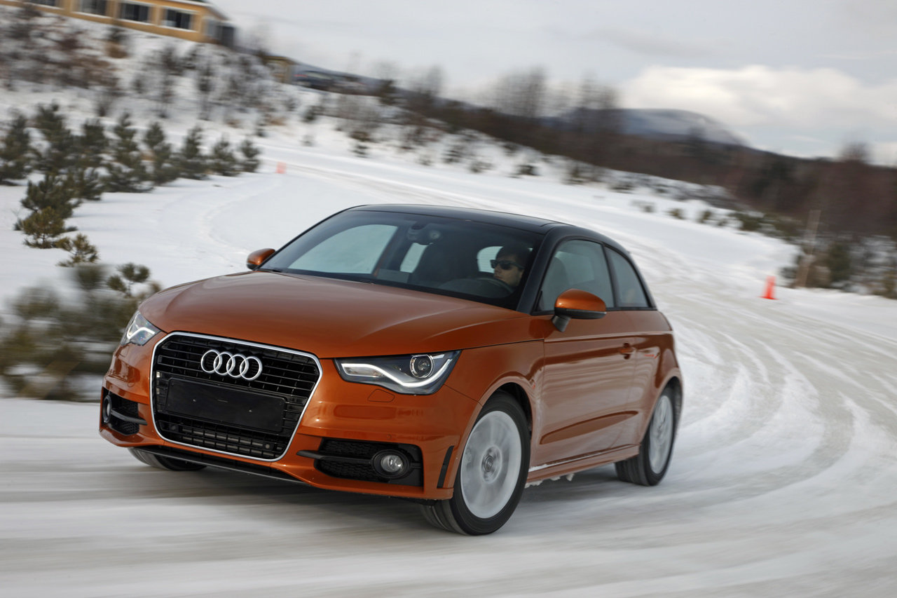Audi a1 coming to autos post for Honda service a1
