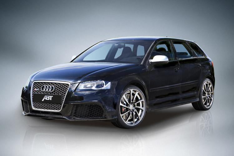 audi rs3 tuned to 340 hp by abt sportsline. Black Bedroom Furniture Sets. Home Design Ideas