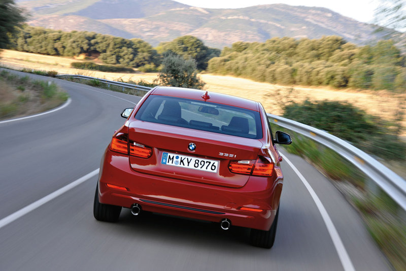 2012 BMW 3Series pictures specs and video of the new topclass