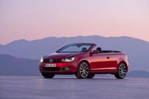 Post image for Volkswagen Golf Cabriolet is back