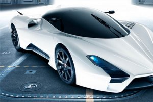 SSC ULTIMATE AERO II to eclips Veyron Super Sport top speed record
