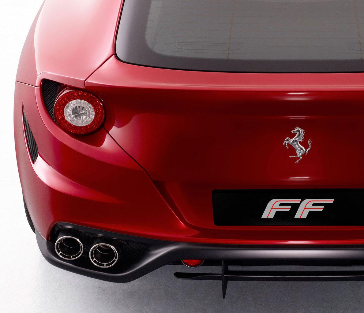 FF new fantastic four-seat
