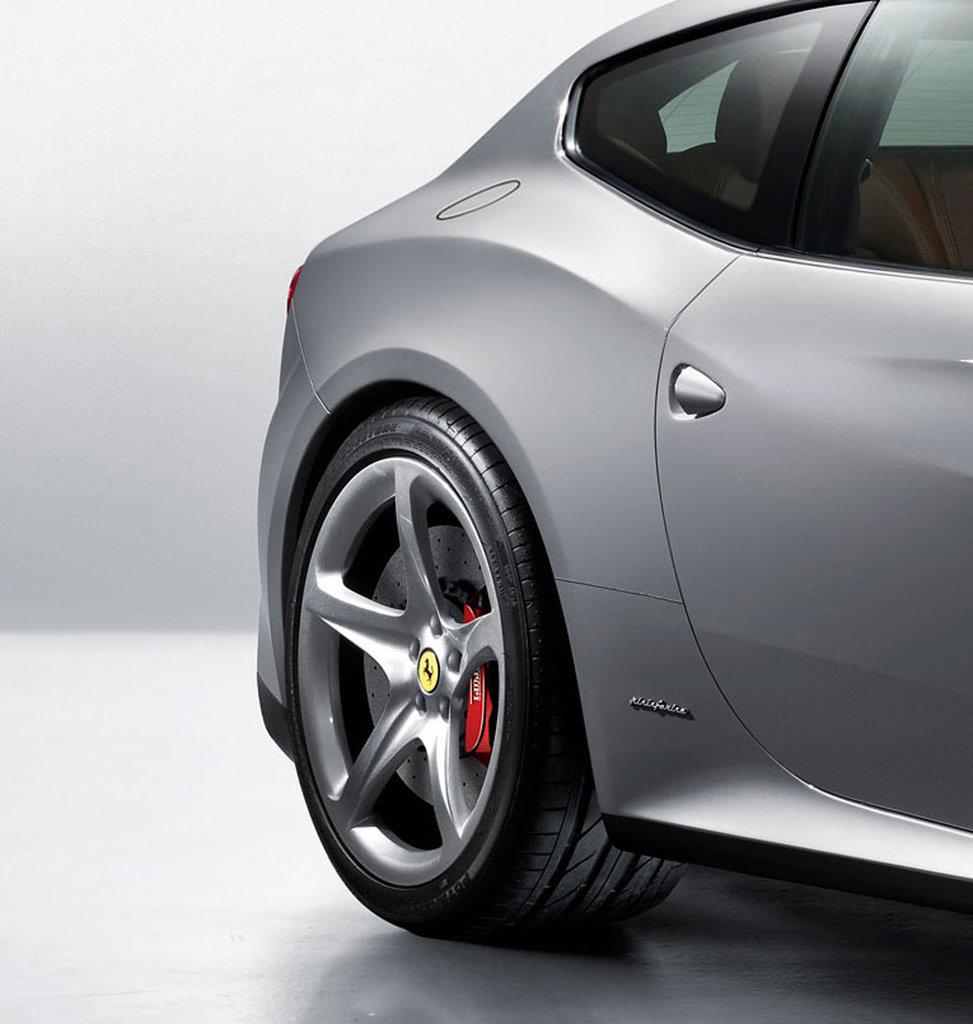 Ferrari Ff Ferrari Four