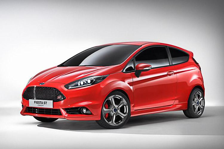 Ford Fiesta St Concept 1