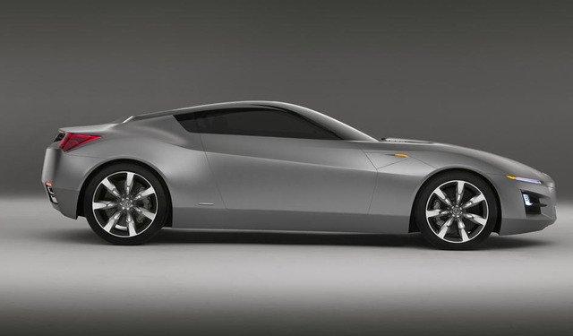 /acura Advanced Sports Car Concept