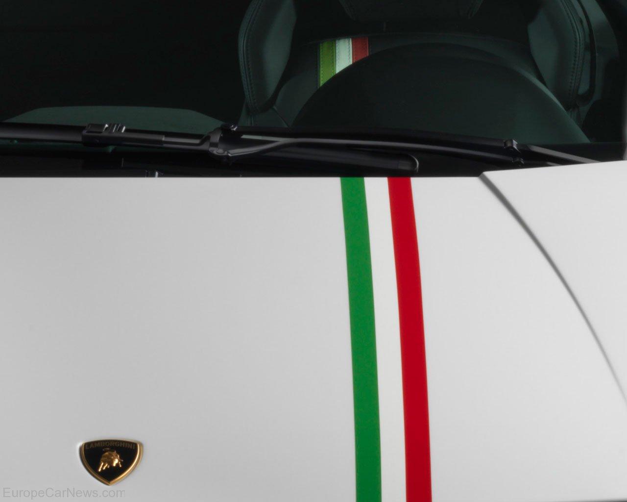 Lamborghini Gallardo Tricolore Celebrates 150th Italy Anniversary