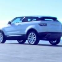 image photo Range Rover Evoque 2011
