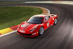 Ferrari 458 Challenge image