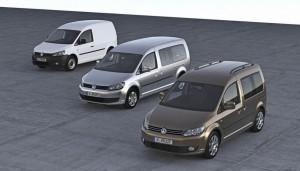 new volkswagen caddy 2011