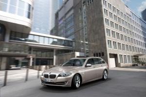 Image 2011 BMW 5-series Touring