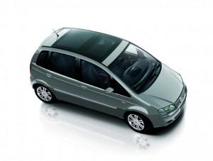 Image Fiat Idea Model Year 2010