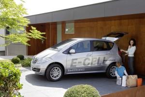 Photo Mercedes-Benz A Class E-Cell