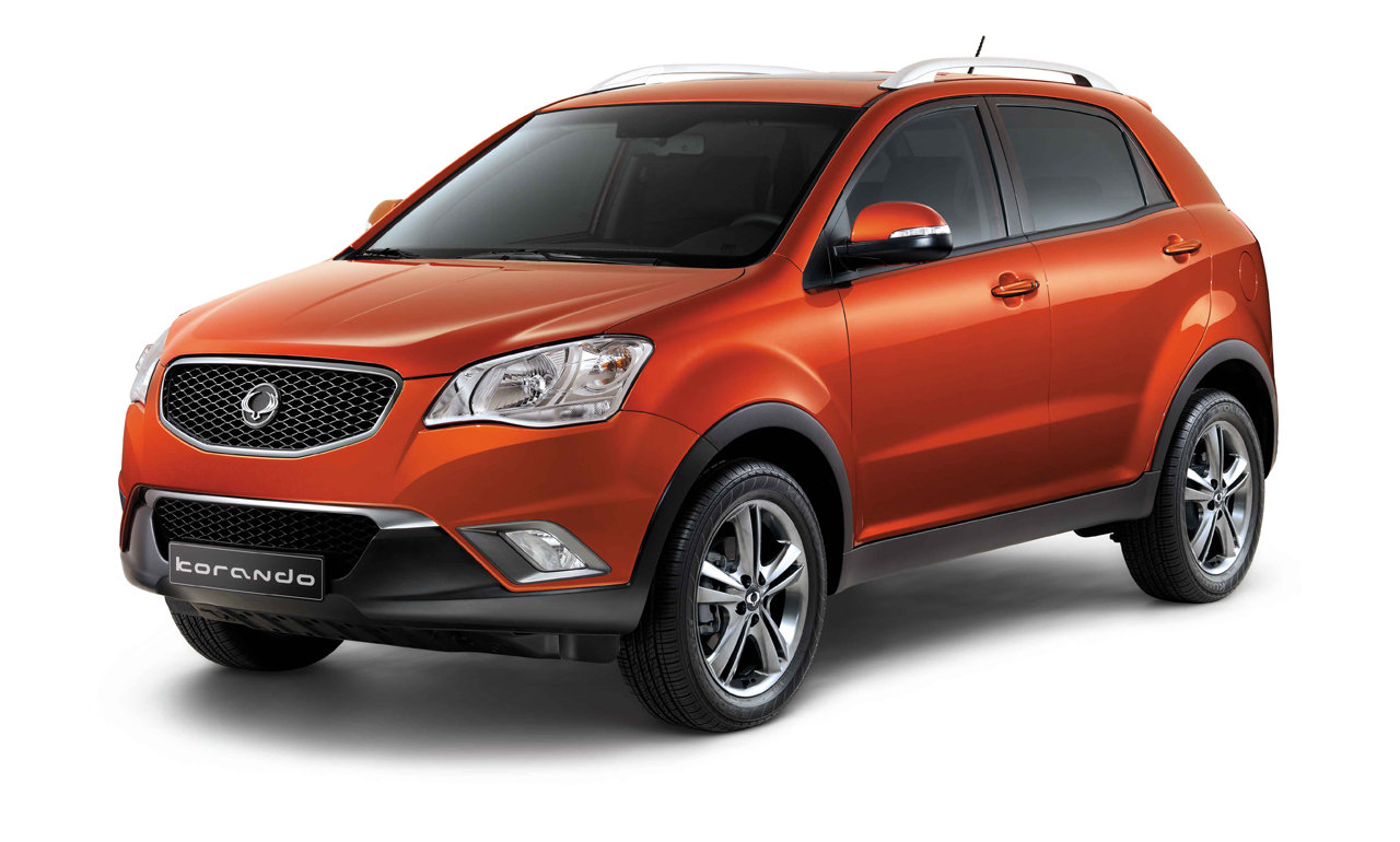 Posted in: 2011 , SsangYong , Suvs Cars