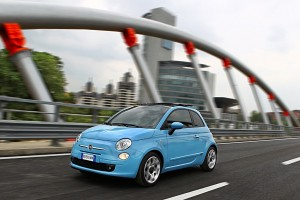 picture Fiat 500 twinair