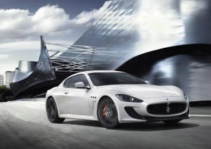 image Maserati Gran Turismo MC Stradale