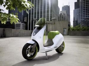smart-e-Scooter