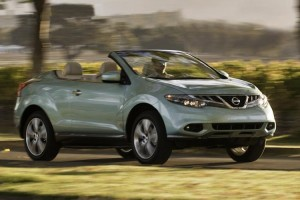 official image Nissan-murano-cabriolet